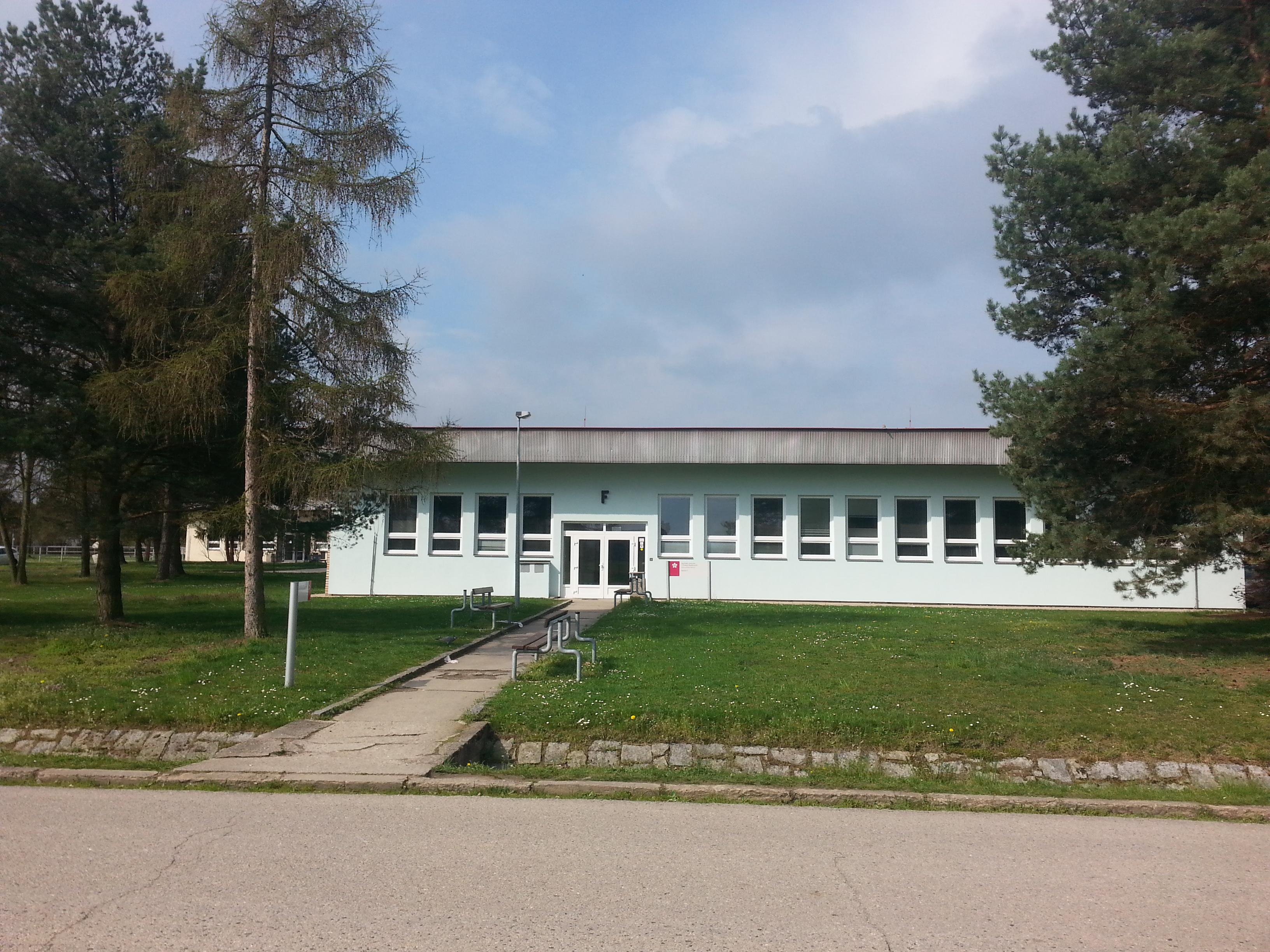 JU campus pavilon F